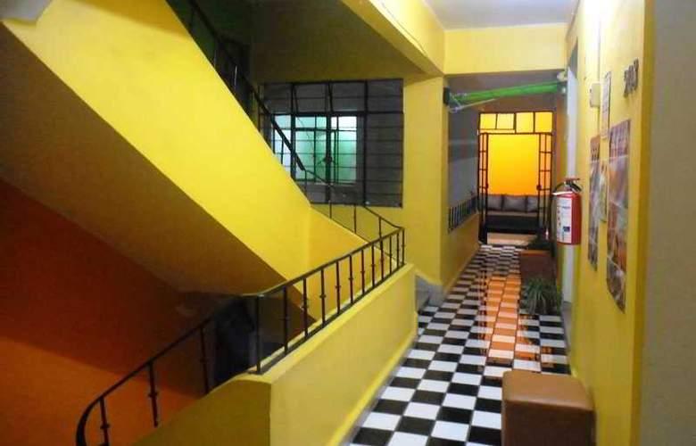 Hostel Amigo Suites - Hotel - 0
