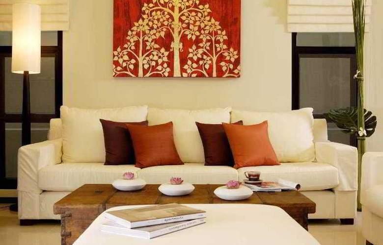 Two Villas Holiday Oriental Style Nai Harn Beach - Room - 3