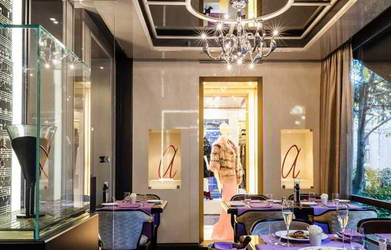 Carlton Baglioni - Restaurant - 13