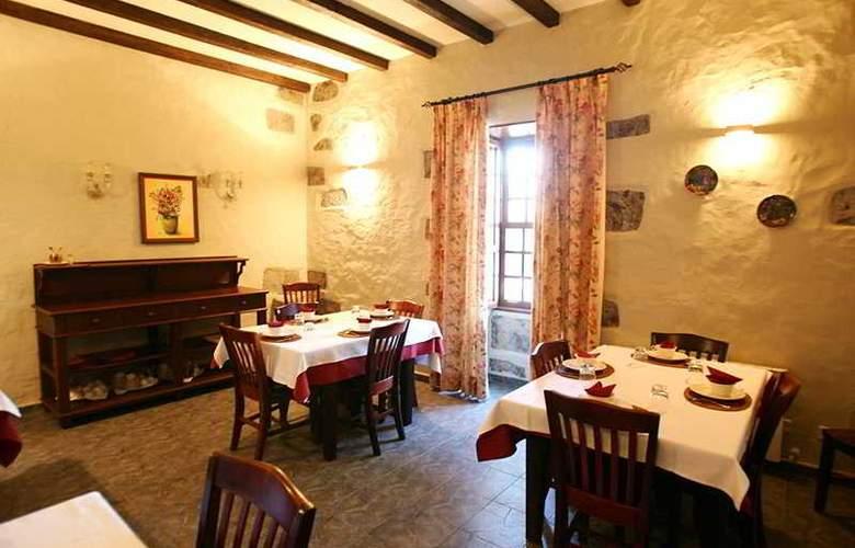 Hotel Rural Maipez THe Senses Collection - Restaurant - 12