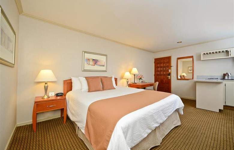 Best Western Plus Mountain View Inn - Room - 34