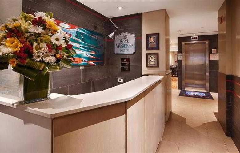Best Western Plus Hospitality House - Apartments - Hotel - 68