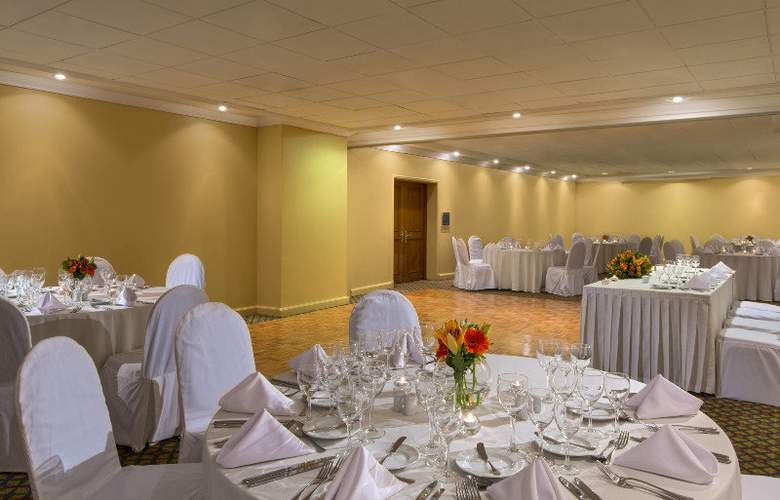 Four Points by Sheraton Santiago - Conference - 4