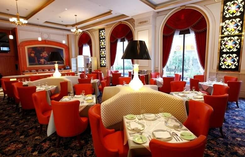 Capital Hotel - Restaurant - 3