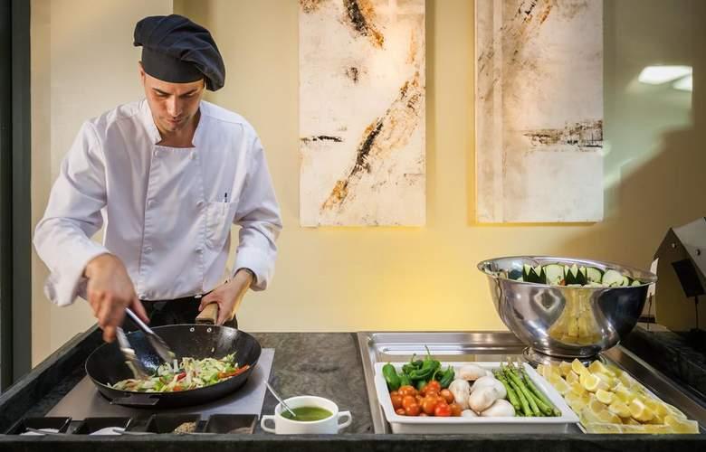 Exe Estepona Thalasso & Spa - AdultsOnly - Restaurant - 25