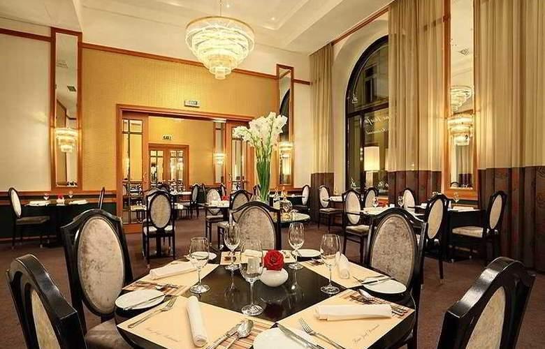 Grand Hotel Bohemia - Restaurant - 6