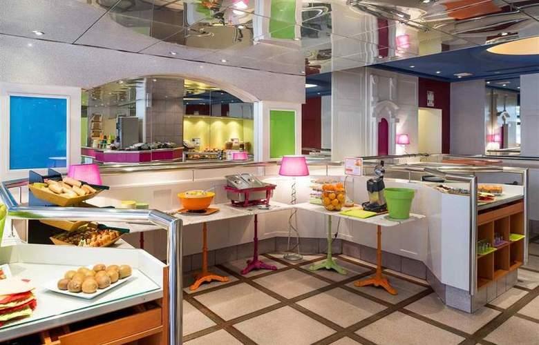 ibis Styles Bordeaux Gare Saint Jean - Restaurant - 5