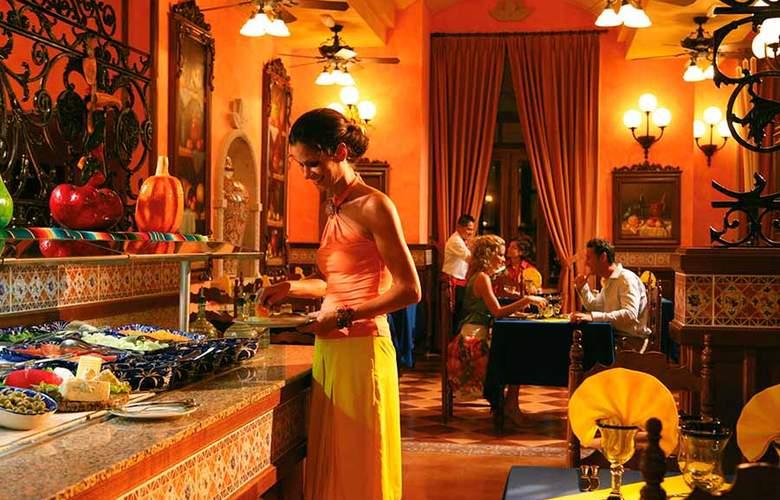 Riu Palace Riviera Maya - Restaurant - 14
