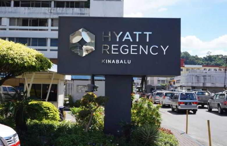 Hyatt Regency Kinabalu - Hotel - 0