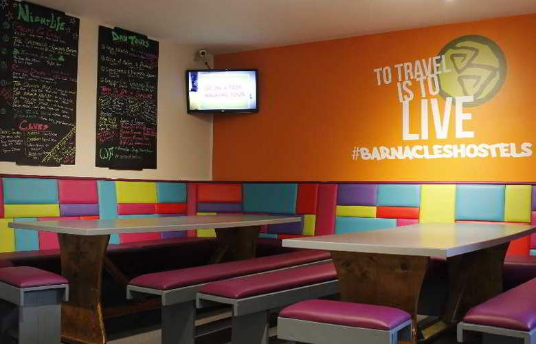 Barnacles Galway - Restaurant - 4