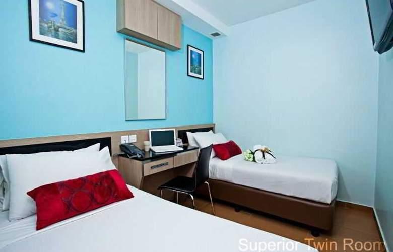 Fragrance Hotel Ocean View - Room - 8