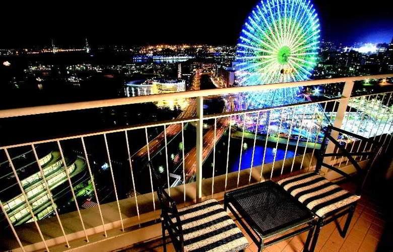 Pan Pacific Yokohama Bay Hotel Tokyu - Hotel - 11