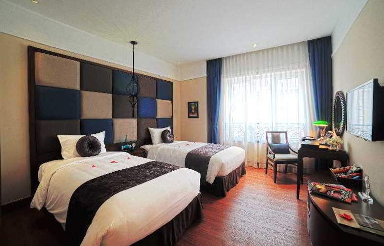 Hanoi La Siesta Hotel & Spa - Room - 4