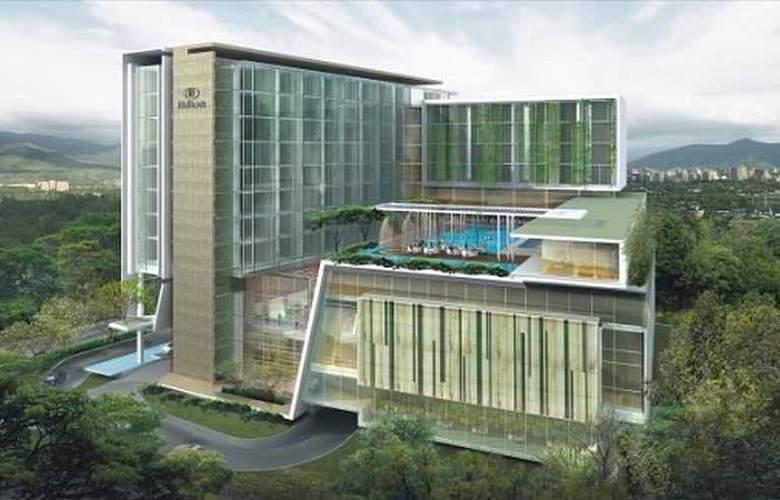 Hilton Bandung - Hotel - 9
