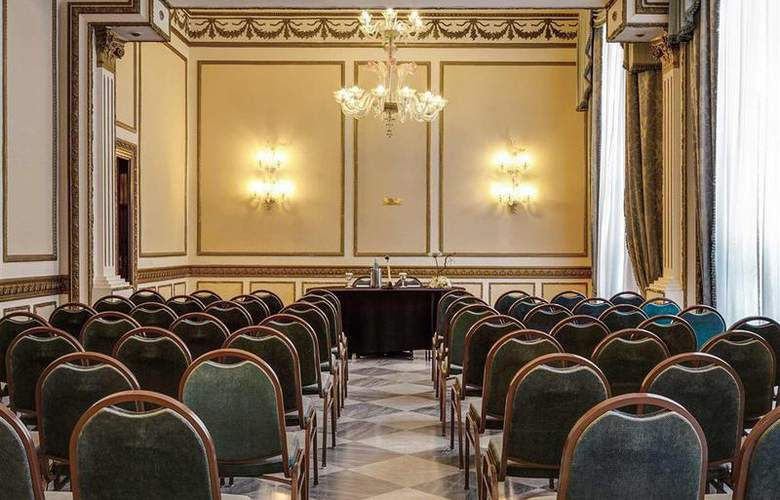Mercure Palermo Excelsior City - Conference - 28