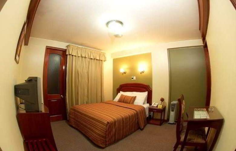 Mabey Cusco Palacio Imperial - Room - 3