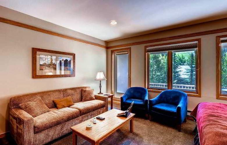 Slopeside Condominiums - Room - 9