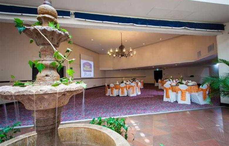 Best Western Plus Gran Morelia - Hotel - 132