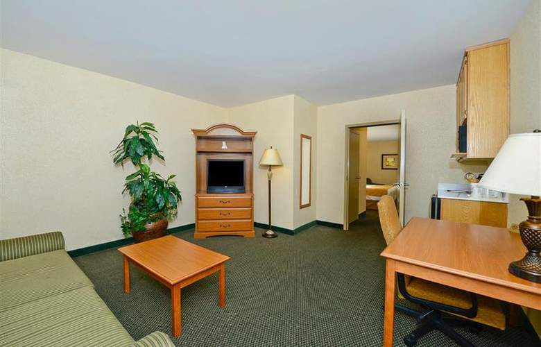 Best Western Of Long Beach - Room - 26
