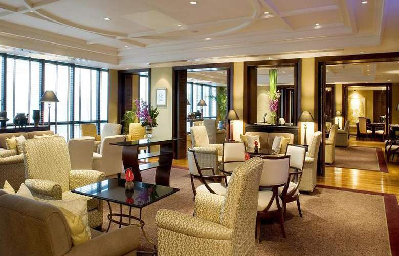 Plaza Athenee Bangkok, A Royal Meridien - General - 12