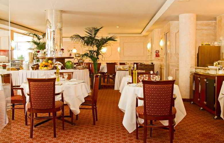 Cannes Palace - Restaurant - 10