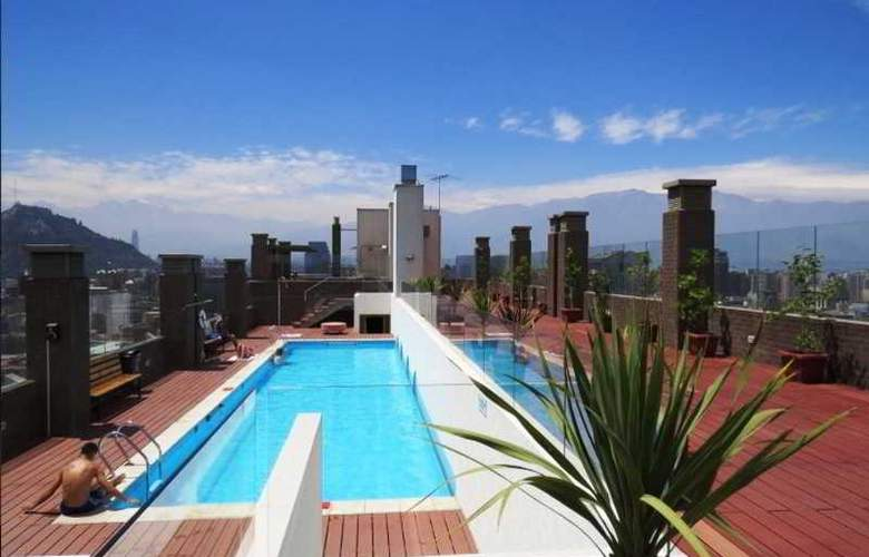 Tour Apart Hotel - Pool - 4