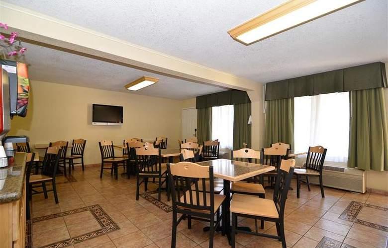 Best Western Americana Inn - Restaurant - 79