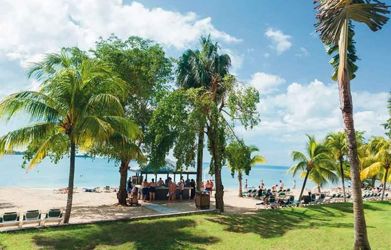 Hotel Riu Negril - Terrace - 19