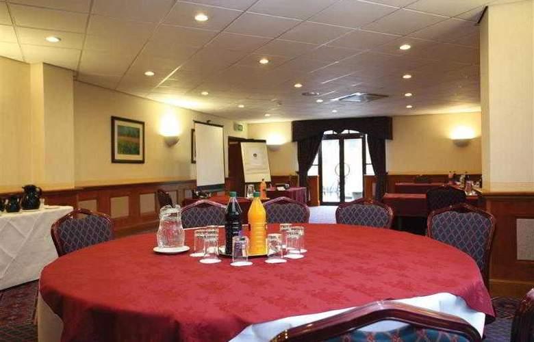 Best Western Hotel St Pierre - Hotel - 21