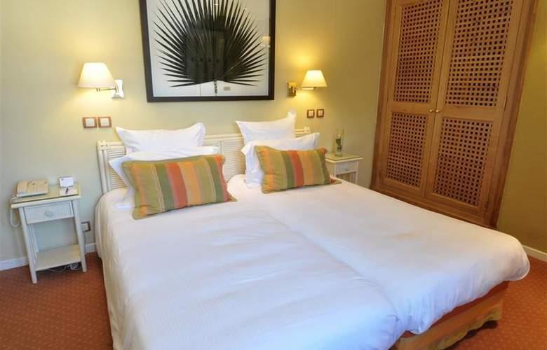 Best Western Hotel Montfleuri - Room - 94