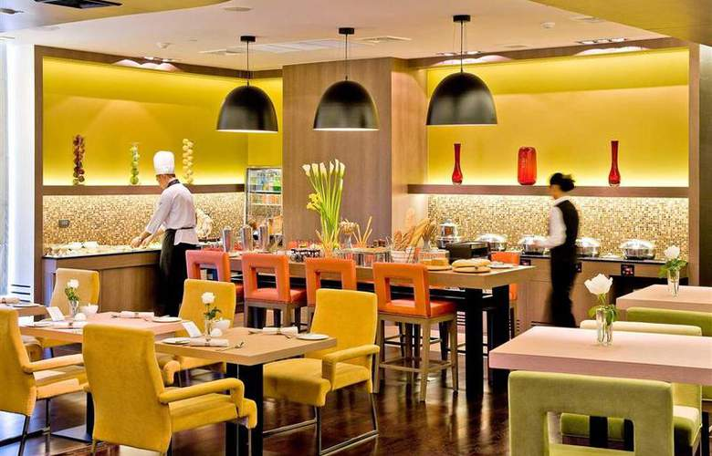 Novotel Bangkok on Siam Square - Restaurant - 57