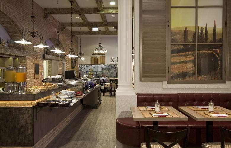 Estilo Fashion Hotel Budapest - Restaurant - 9