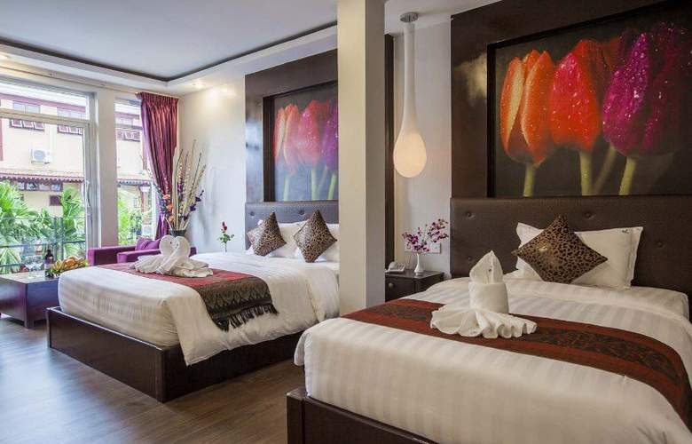 King Grand Suites Boutique Hotel - Room - 14