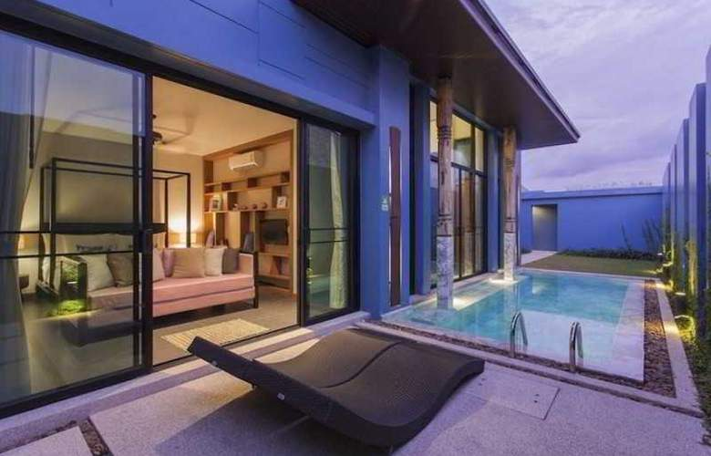 Two Villas Holiday Wings Phuket Villa, Layan Beach - Room - 9