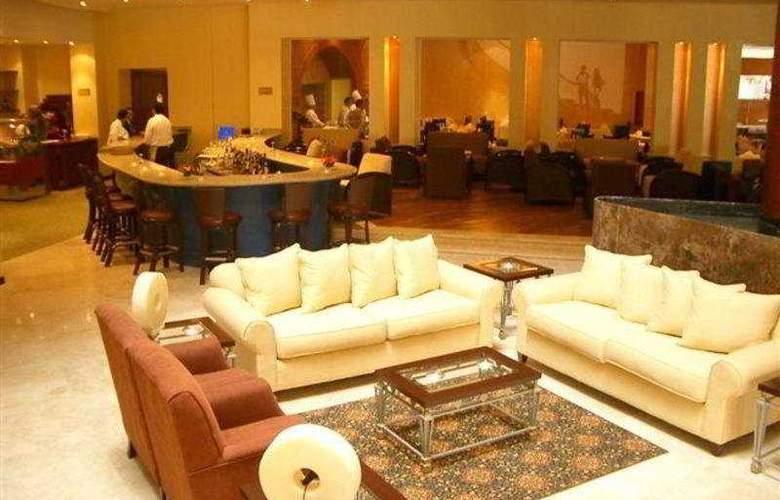Crowne Plaza Hotel de Mexico - General - 2