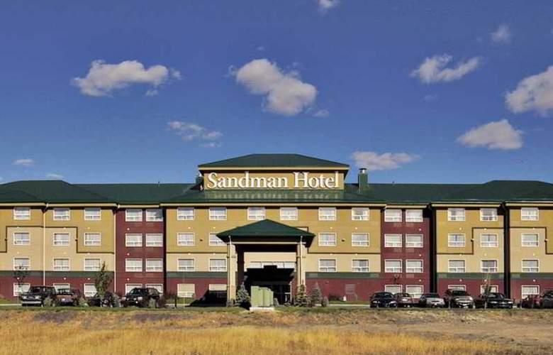 Sandman Hotel Red Deer - Hotel - 0