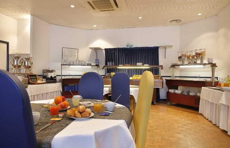 Inter Hotel des Trois Marches - Restaurant - 17