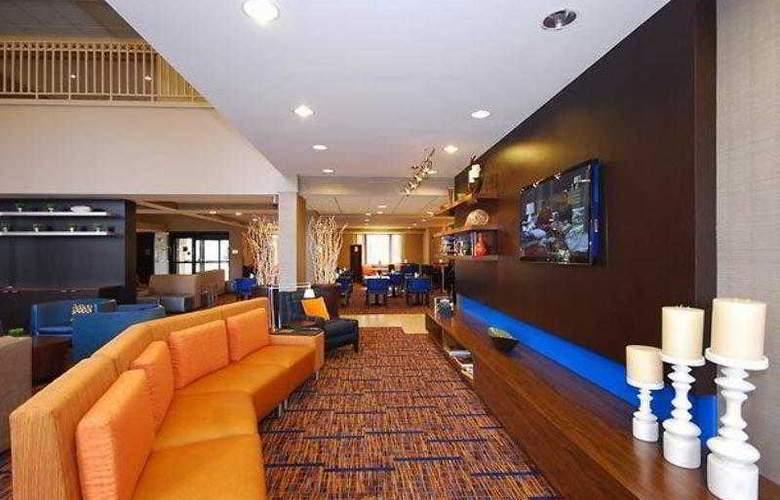 Courtyard Boston Raynham - Hotel - 10
