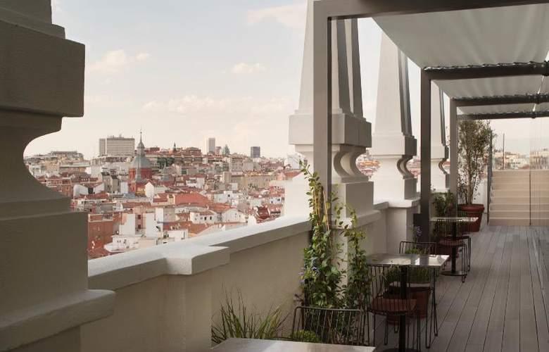 Dear Madrid - Terrace - 6