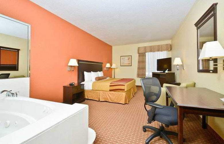 Best Western Greenspoint Inn and Suites - Hotel - 17