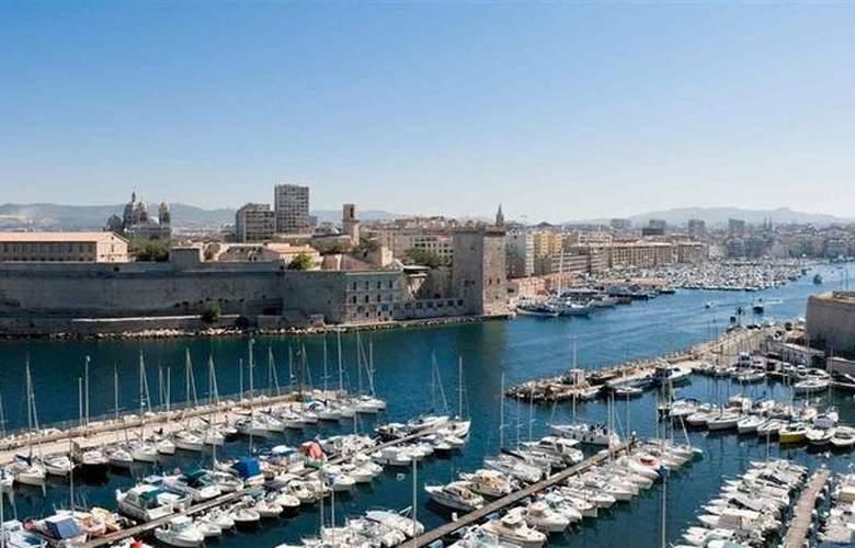 Sofitel Marseille Vieux Port - Restaurant - 68