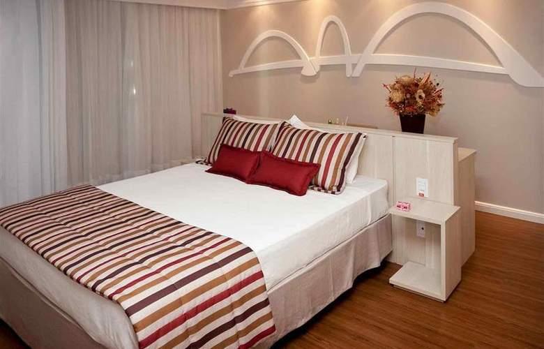 Mercure Brasilia Lider - Room - 36