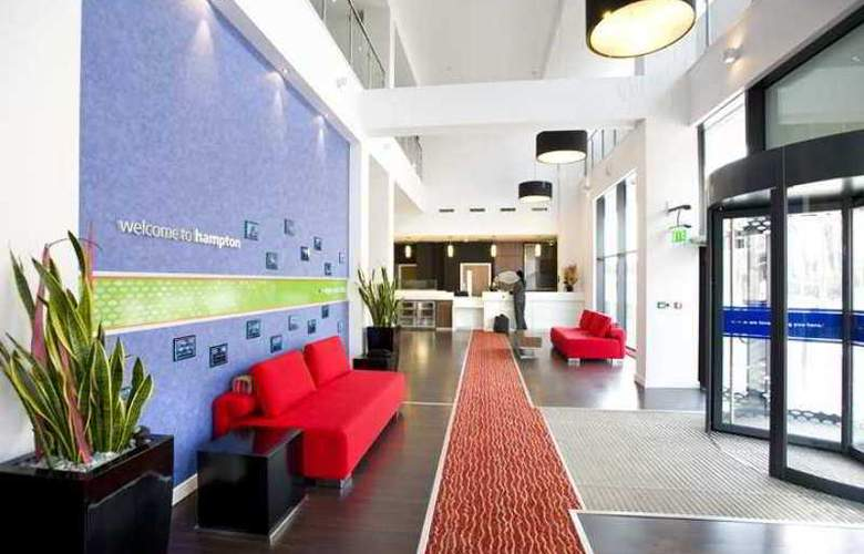 Hampton by Hilton Liverpool city centre - Hotel - 8