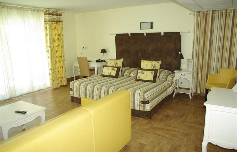 Best Western Soleil et Jardin Sanary - Room - 34