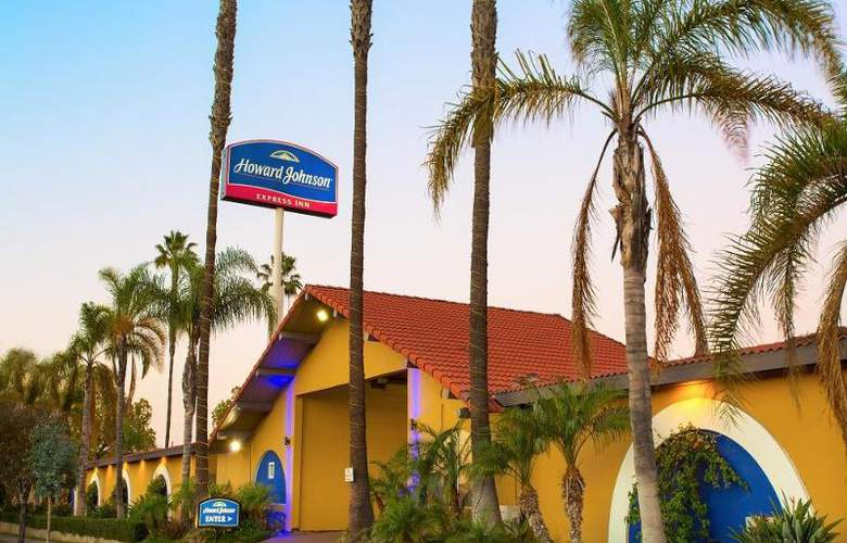 Howard Johnson Express Inn National City/San Diego - Hotel - 2