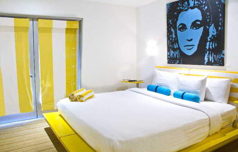 The Stiles South Beach - Room - 12