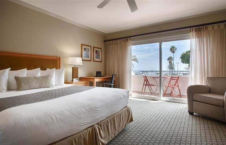 Best Western Beachside Inn Santa Barbara - Room - 2