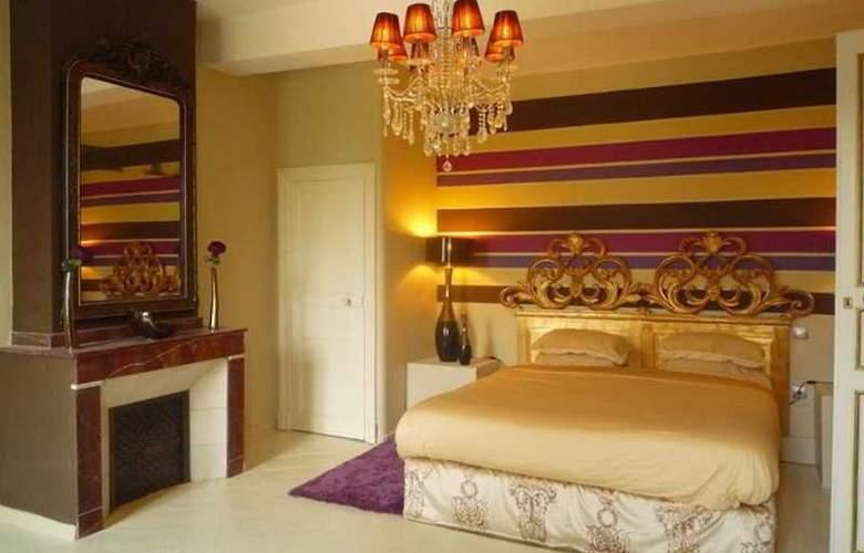 Relais du Silence Chateau de Lavail - Room - 18
