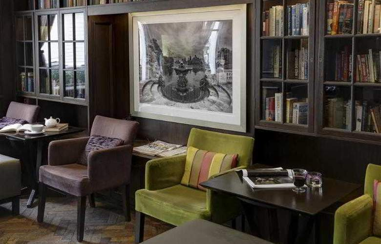 Best Western Mornington Hotel London Hyde Park - Hotel - 27