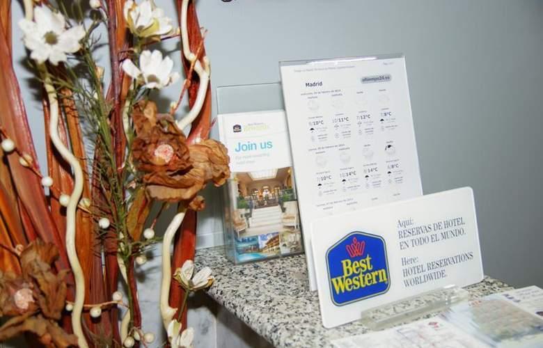 Best Western Hotel Los Condes - General - 72